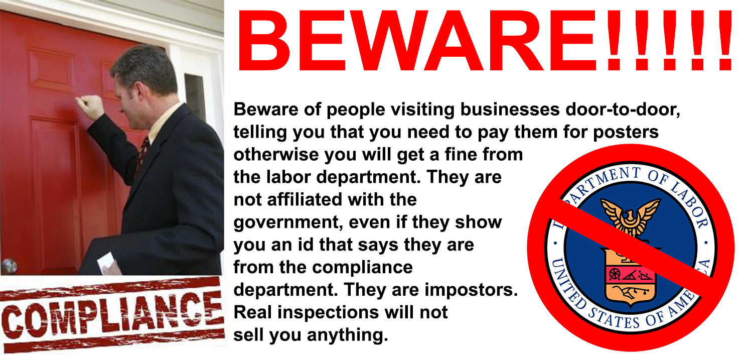 Beware of Scam Targeting Small Businesses through Mailers and ...