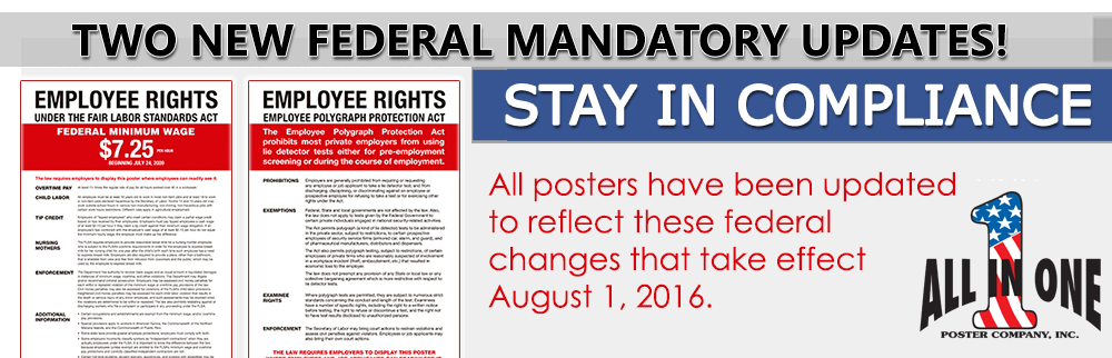 labor law posters   All In One Poster Company